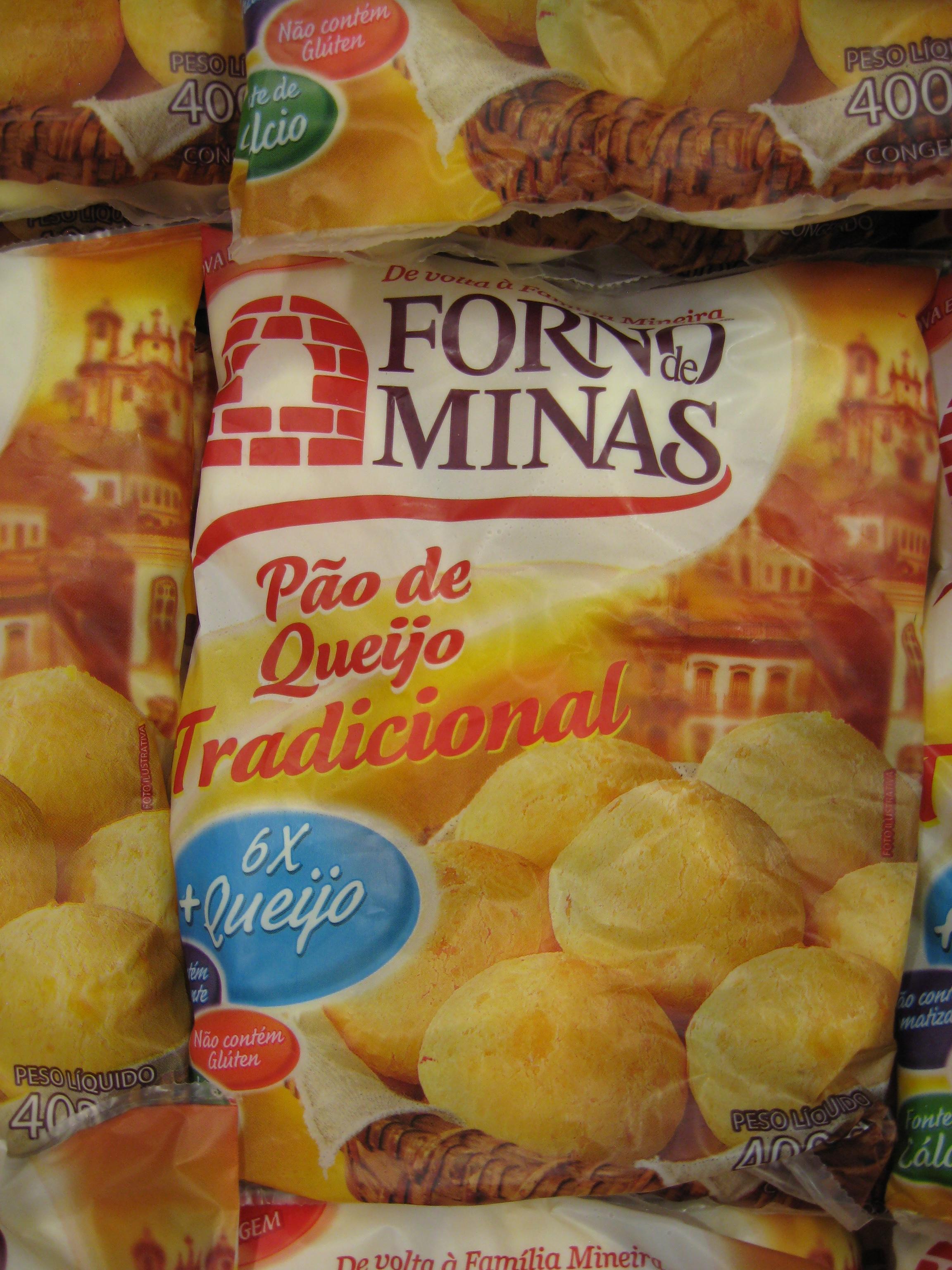 frozen brazilian cheese bread